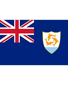 Fahne: Flagge: Anguilla