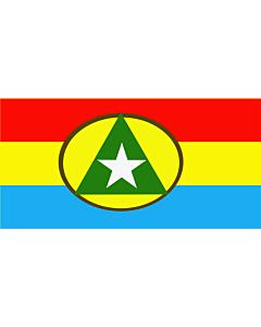 Fahne: Flagge: Cabinda