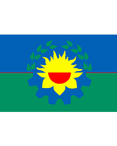 Fahne: Flagge: Buenos Aires (Provinz)