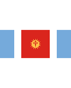 Fahne: Flagge: Santiago del Estero (Provinz)