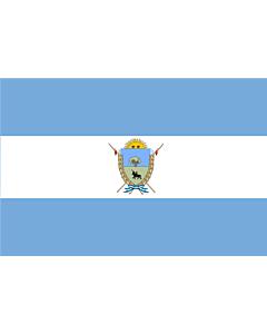 Fahne: Flagge: Provinz La Pampa