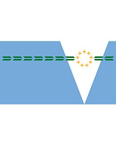Fahne: Flagge: formosa provinz