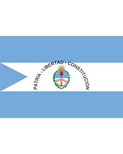 Fahne: Flagge: Corrientes (Provinz)