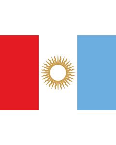 Fahne: Flagge: Córdoba (Provinz)