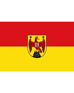 Fahne: Flagge: Burgenland