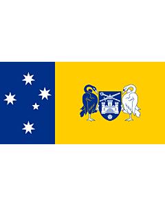 Fahne: Flagge: Australian Capital Territory
