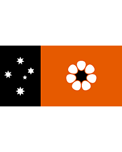 Fahne: Flagge: Northern Territory