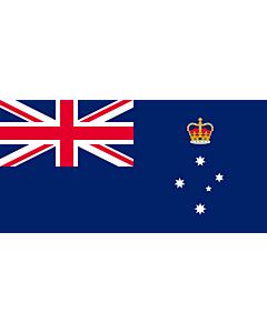 Fahne: Flagge: Victoria