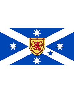 Fahne: Flagge: Australian Scottish-heritage | Scottish Australian
