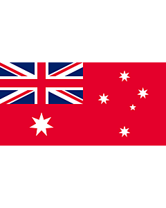 Fahne: Flagge: Civil Ensign of Australia | The Australian Red Ensign