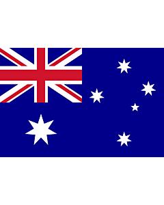 Fahne: Flagge: Australien