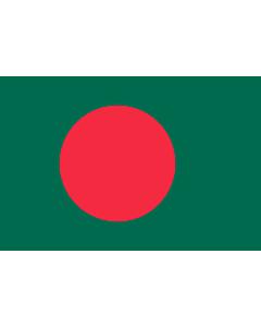 Fahne: Flagge: Bangladesch