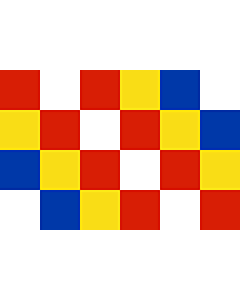 Fahne: Flagge: Antwerpen