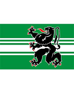 Fahne: Flagge: Ostflandern