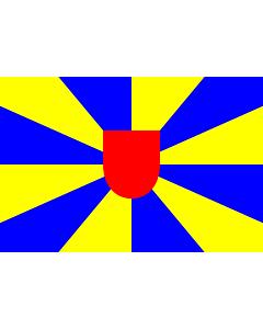 Fahne: Flagge: Westflandern