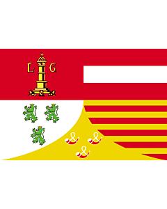 Fahne: Flagge: Lüttich