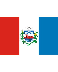 Fahne: Flagge: Alagoas
