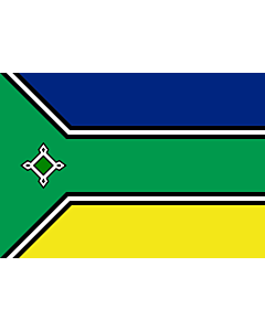 Fahne: Flagge: Amapá