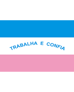Fahne: Flagge: Espírito Santo