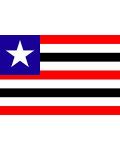 Fahne: Flagge: Maranhão