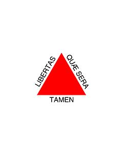 Fahne: Flagge: Minas Gerais