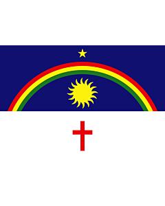 Fahne: Flagge: Pernambuco