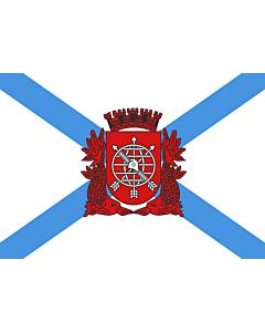 Fahne: Flagge: Rio de Janeiro