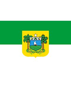 Fahne: Flagge: RioGrandedoNorte