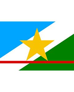Fahne: Flagge: Roraima