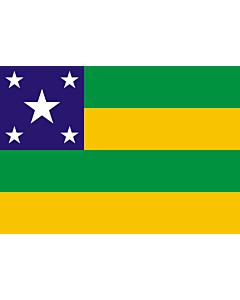 Fahne: Flagge: Sergipe