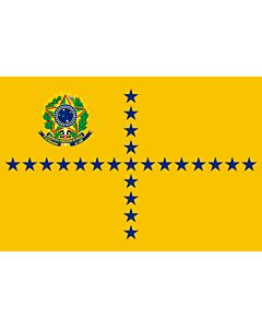 Fahne: Flagge: Vice President of Brazil | Vice-President of Brazil | Vice-presidente do Brasil
