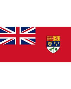 Fahne: Flagge: Canada 1921