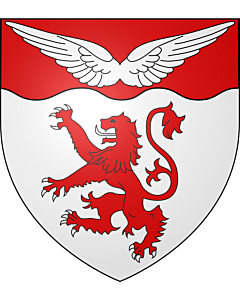 Fahne: Flagge: Frederick Russell Arms