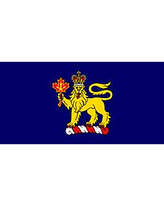 Fahne: Flagge: Governor-General of Canada | Gouverneur général du Canada