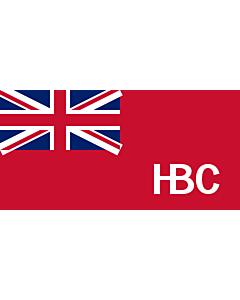 Fahne: Flagge: Hudsons Bay Company
