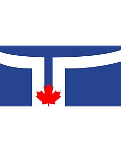 Fahne: Flagge: Toronto | Toronto, Ontario