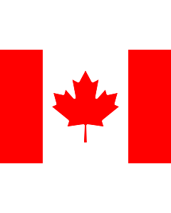 Fahne: Flagge: Kanada