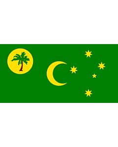 Fahne: Flagge: Kokosinseln