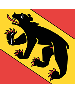 Fahne: Flagge: Bern