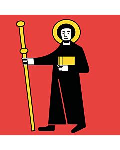 Fahne: Flagge: Glarus