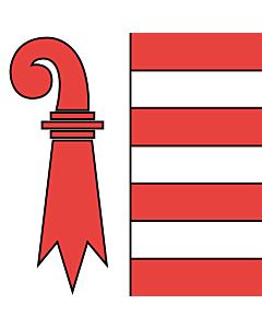 Fahne: Flagge: Kanton Jura