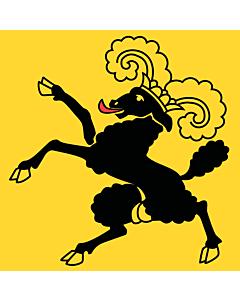 Fahne: Flagge: Schaffhausen