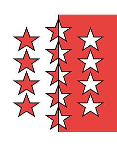 Fahne: Flagge: Wallis