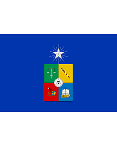 Fahne: Flagge: University of Chile   Universidad de Chile