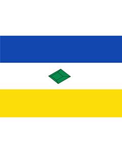 Fahne: Flagge: Muzo  Boyacá | Municipio de Muzo en Boyacá Colombia segun descripción de la página oficial