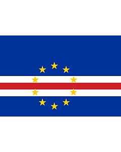 Fahne: Flagge: Kap Verde