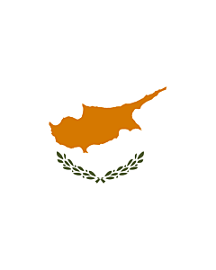 Fahne: Flagge: Zypern