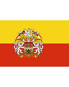 Fahne: Flagge: Prague