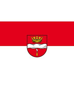 Fahne: Flagge: Winterbach