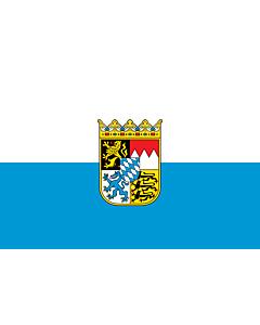 Fahne: Flagge: Bavaria